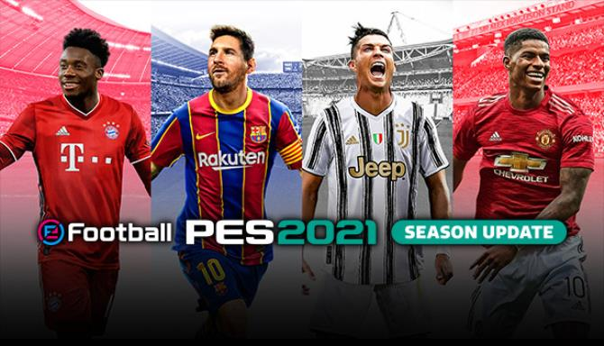 eFootball PES 2021 Ücretsiz İndirme