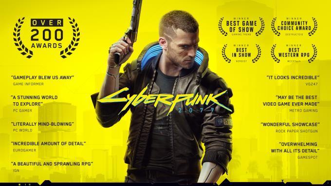 تحميل لعبة cyberpunk 2077 مجاناً