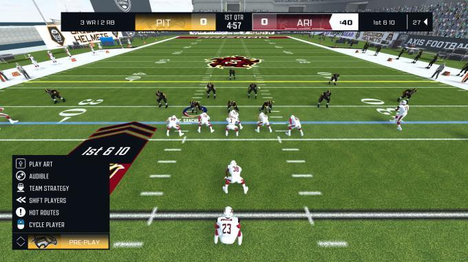 Axis Football 2020 PC Crack