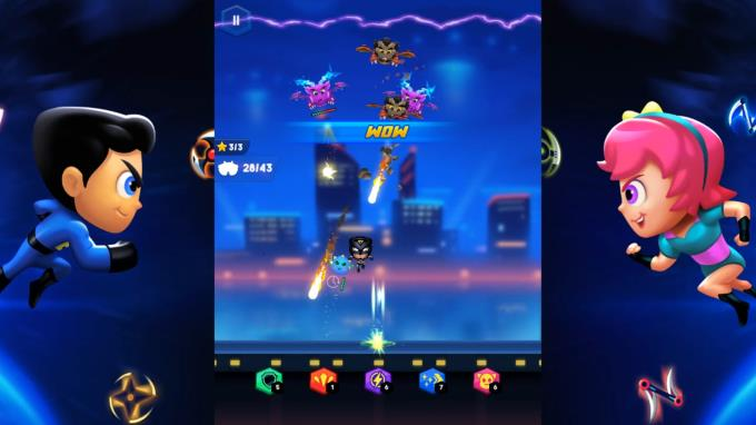 Dragon Blast - Crazy Action Super Hero Game Torrent Download