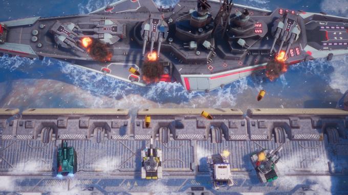 Tank Brawl 2: Armor Fury Torrent Download