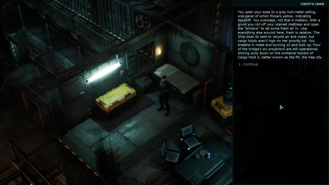 Colony Ship: A Post-Earth Role Playing Game Torrent Download