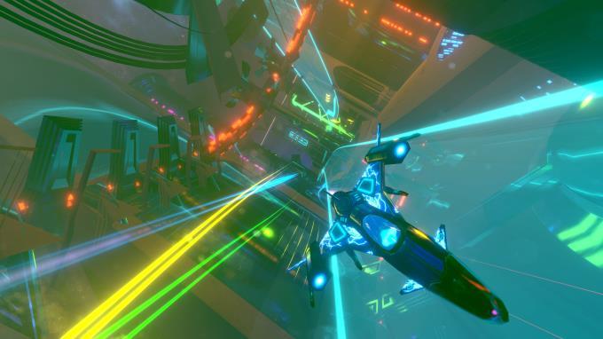 Neon Wings: Air Race Torrent Download