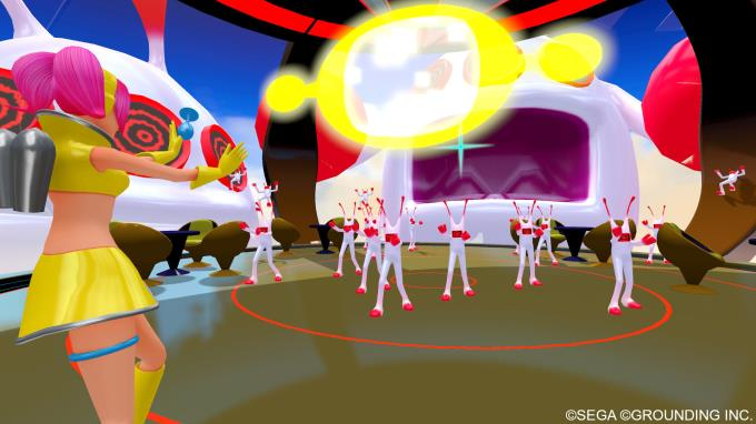 Space Channel 5 VR Kinda Funky News Flash! PC Crack