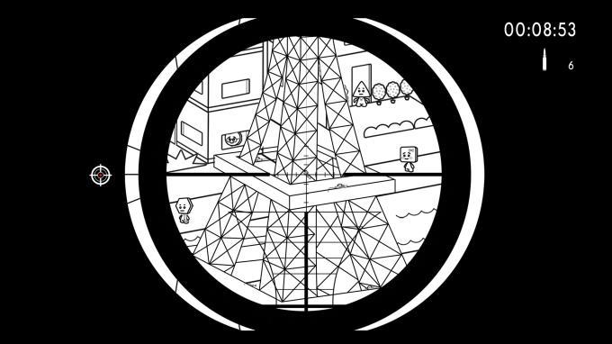 Geometric Sniper - Blood in Paris Torrent Download