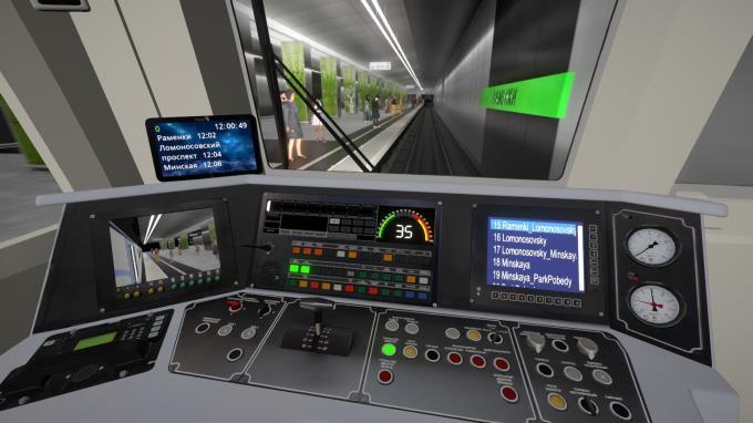 Metro Simulator PC Crack