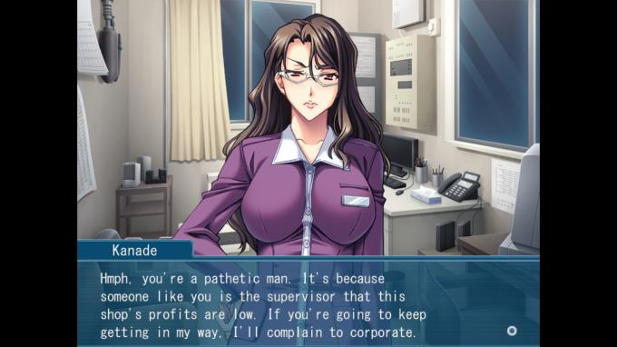 The Married Manager's Scandalous Services - The Pleasures of the Night Shift PC Crack
