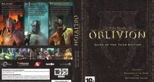 Oblivion Game Of The Year Edition PC Free Download
