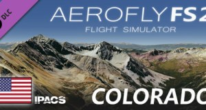 Aerofly FS 2 USA Colorado DLC Download