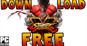 Street Fighter V Download PC Free