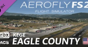 Aerofly FS 2 Orbx Eagle County Colorado Free Download