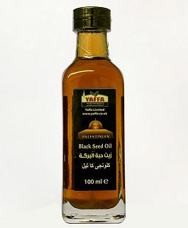 Yaffa Palestinian Black Seed Oil (100ml)