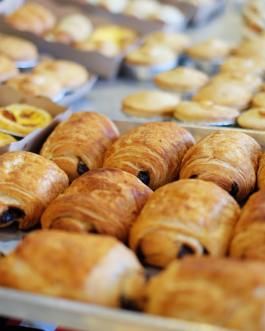 Biscuits & Pastry