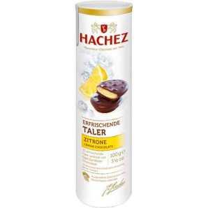 hachez-lemon-chocolate-discs-100g