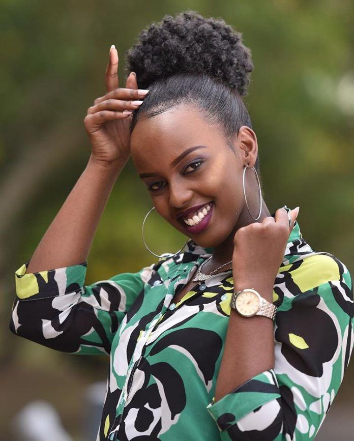 Irebe Natacha Ursule wari uhagarariye u Rwanda yabaye igisonga cya kabiri cya Nyampinga w'u Rwanda