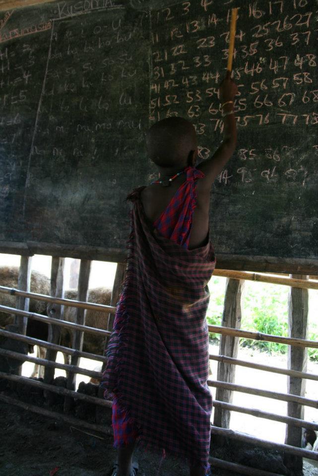 Tanzania szkoła1