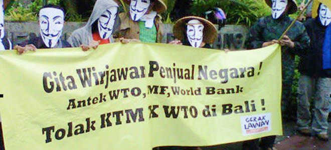 Menteri Gita Wiryawan Perparah Impor Pangan