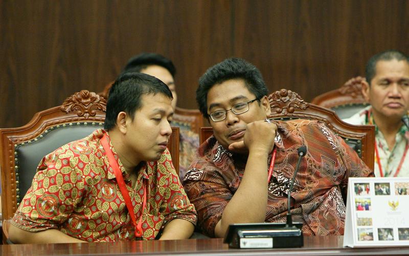MK: UU Pangan Konstitusional