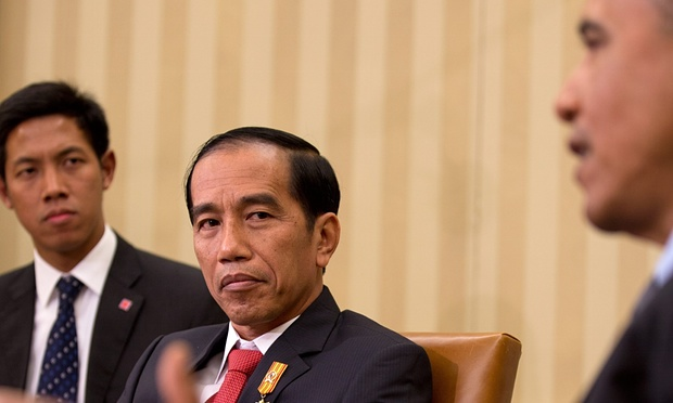 Indonesia will join Trans-Pacific Partnership, Jokowi tells Obama