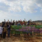 Perwakilan 10 Negara Asia Pasifik Mendukung Perjuangan Petani Kendeng