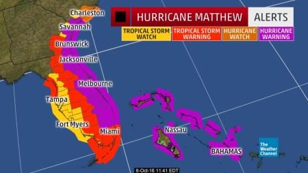 Graphic Via weather.com