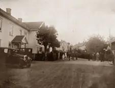 J. W. A. YLLANDERS DAGBOK 1889:  Augusti D. 23 Fr.