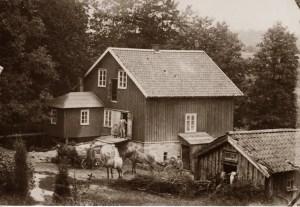 Ornunga kvaran cirka år 1900