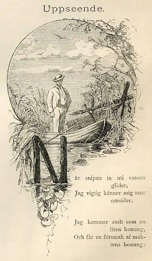 J. W. A. YLLANDERS DAGBOK 1889:  September D. 25 O.