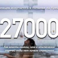 Воронежская цифирь. Числа, факты, умозаключения о разном