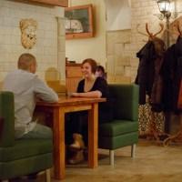 Акция «Свидание вслепую» в Воронеже: Купидон меняет профессию!