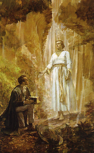 Resultado de imagen para imagenes mormones ángel