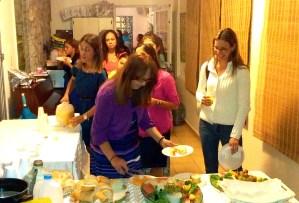 Cena y Confraternización