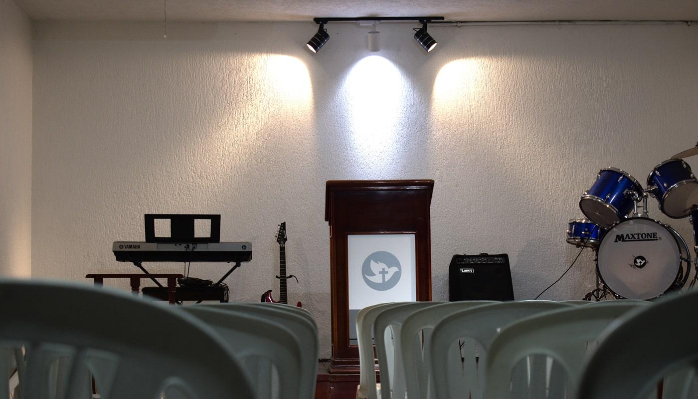 Templo Iglesia ANG
