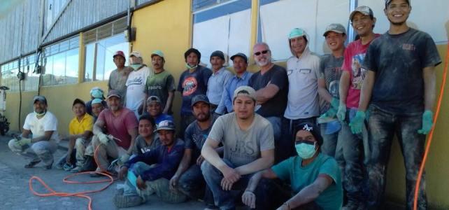 Viaje Misionero a Malacatancito