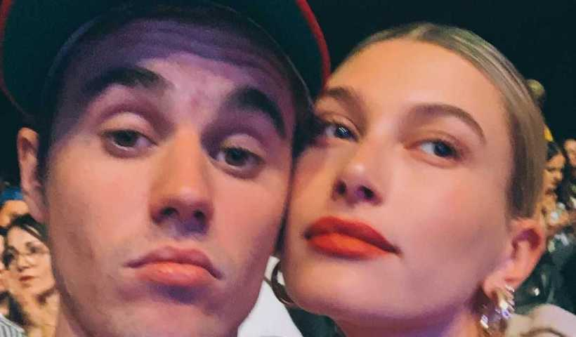 Hailey Baldwin-Bieber's Instagram Live Stream with Husband Justin Bieber from August 15th 2019.