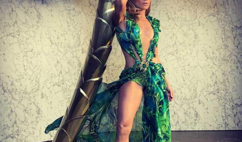 Jennifer Lopez's Instagram Live Stream from September 20th 2019.
