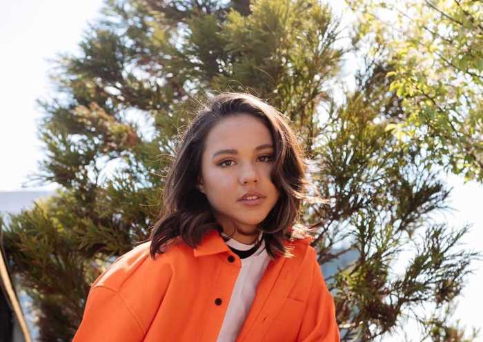 Breanna Yde's Instagram Live Stream from November 11th 2019.