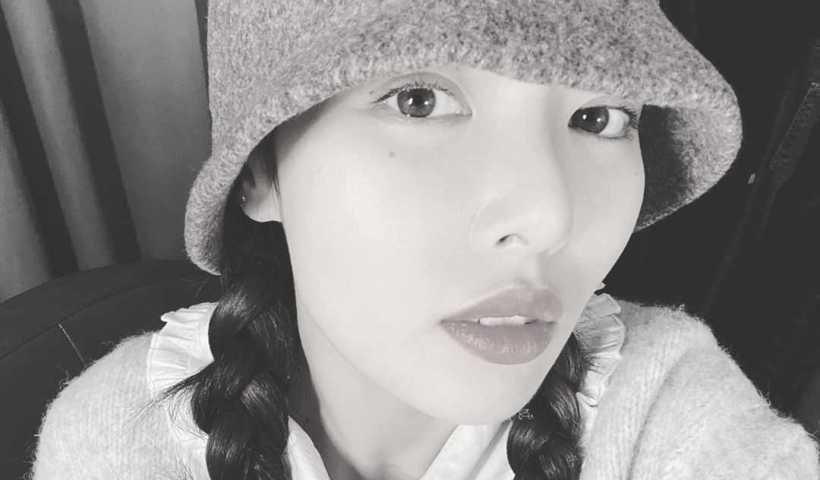 HyunA ( 현아 )'s Instagram Live Stream from November 13th 2019.