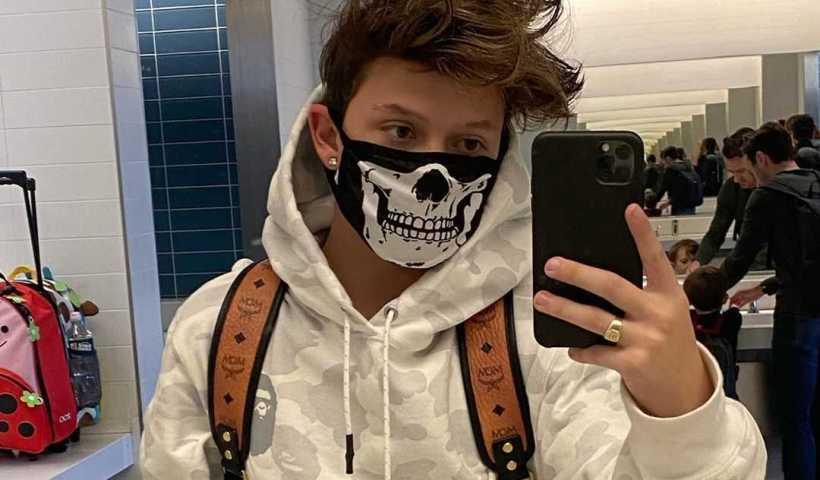 Jacob Sartorius Instagram Live Stream from November 25th 2019.