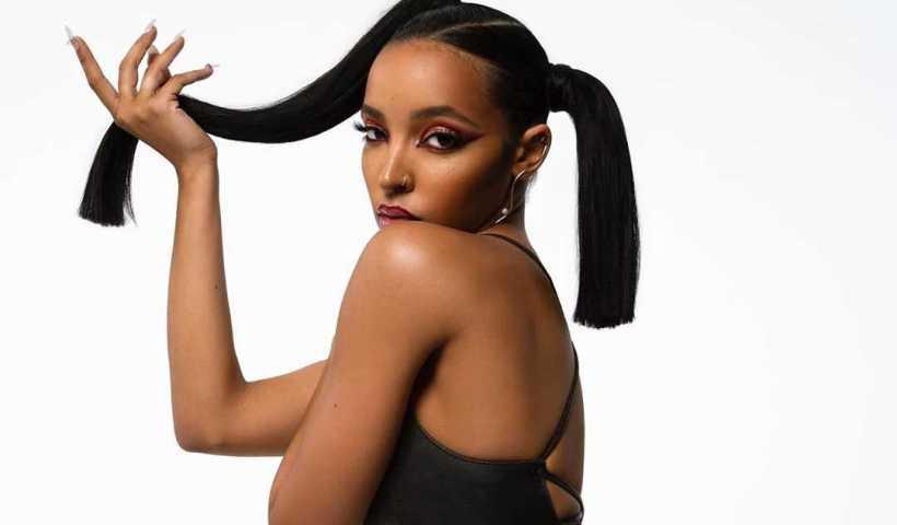 Tinashe's Instagram Live Stream from November 17th 2019.