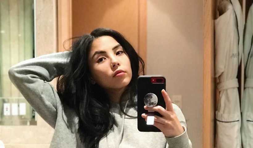 Anna Akana's Instagram Live Stream from November 30th 2019.