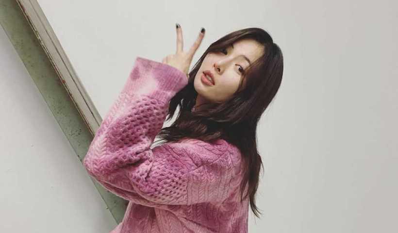 HyunA ( 현아 )'s Instagram Live Stream from December 19th 2019.