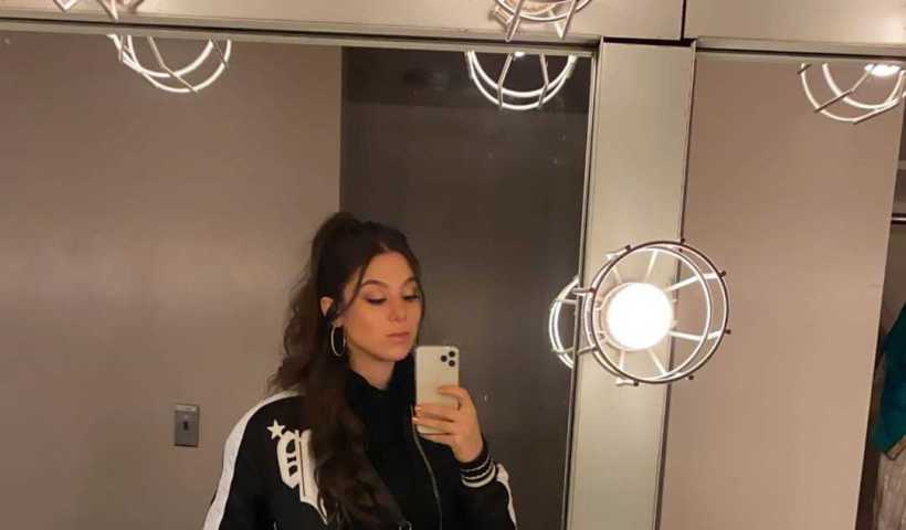 Kira Kosarin's Instagram Live Stream from December 11th 2019.