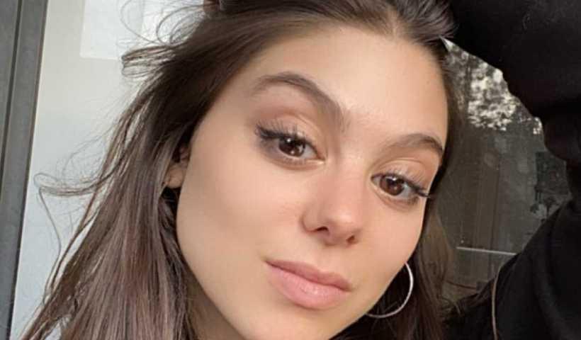Kira Kosarin's Instagram Live Stream from December 29th 2019.