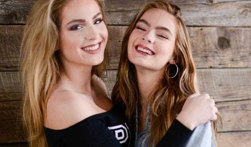 Brighton Sharbino's Instagram Live Stream with her sister Saxon Sharbino from February 12th 2020.