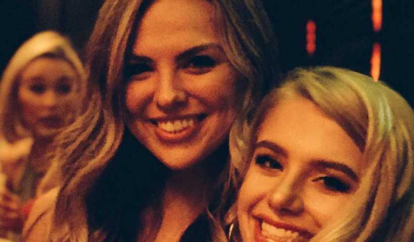 Hannah Brown's Instagram Live Stream with Demi Burnett from February 2nd 2020.