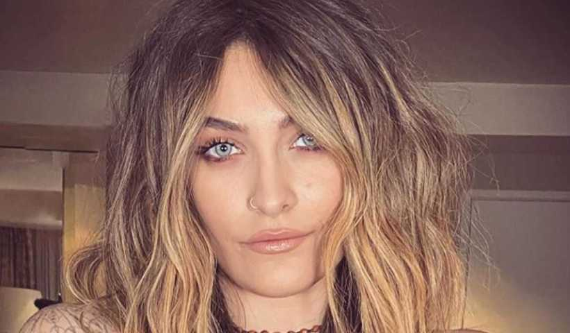 Paris Jackson's Instagram Live Stream from February 17th 2020.
