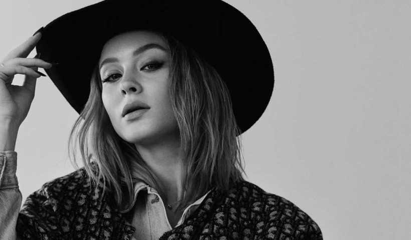 Zara Larsson's Instagram Live Stream from February 28th 2020.