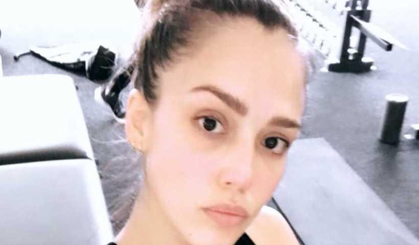 Jessica Alba's Instagram Live Stream from March 14th 2020.