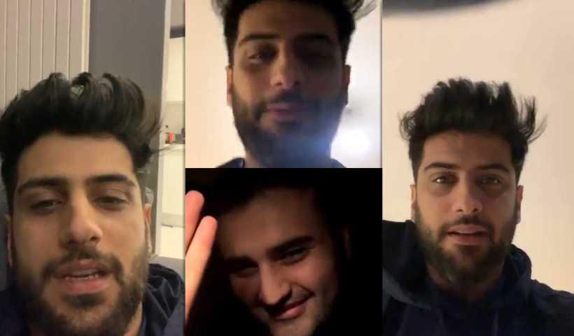 Yusuf Aktaş aka Reynmen's Instagram Live Stream from March 31th 2020.